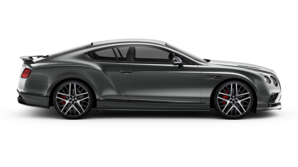 Bentley Continental GT Supersports (XII)