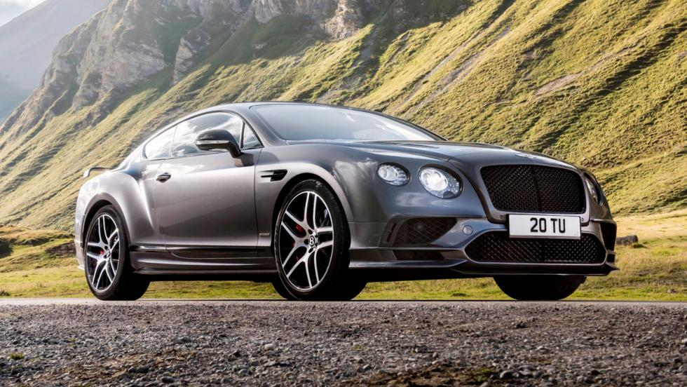 Bentley Continental GT Supersports (XIII)