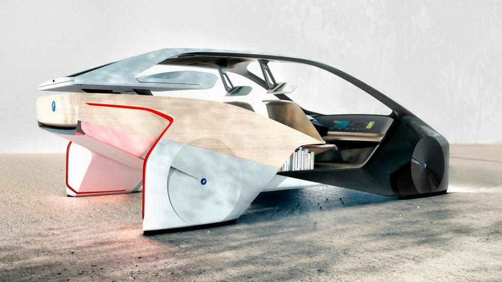 BMW i Inside Future Concept (II)