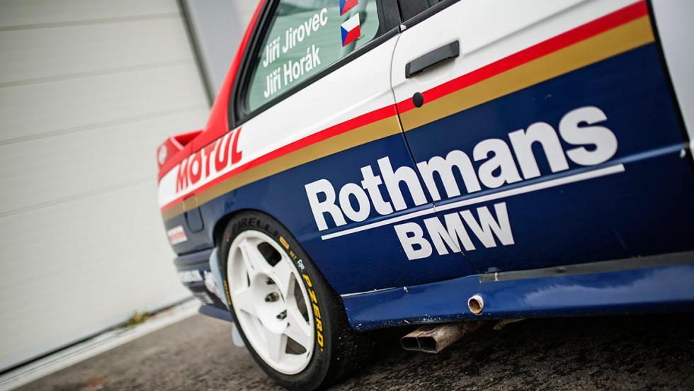 BMW M3 de rallys (II)
