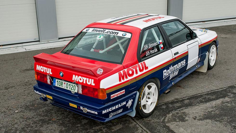 BMW M3 de rallys (IV)