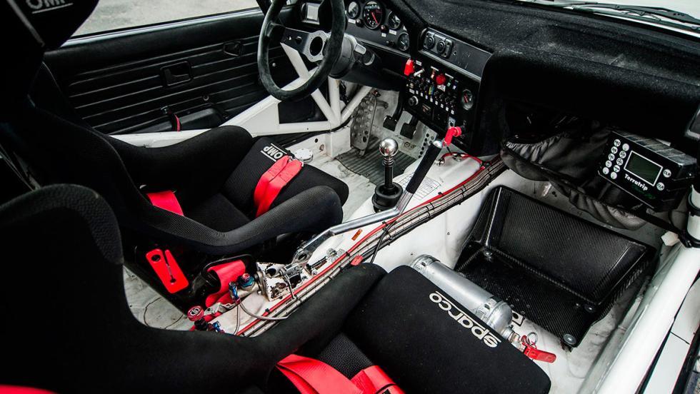 BMW M3 de rallys (V)