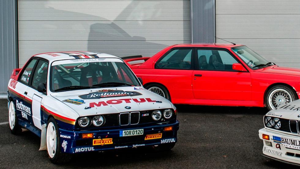 BMW M3 de rallys (VI)