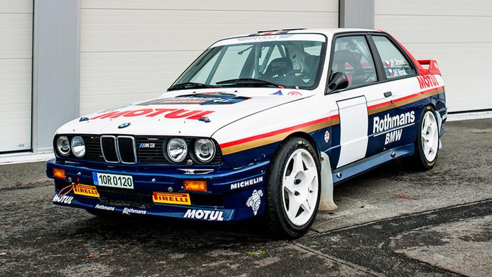 BMW M3 de rallys (VII)