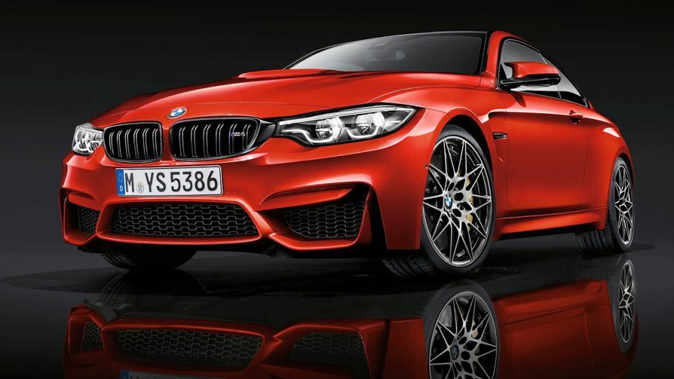 BMW M4 2017