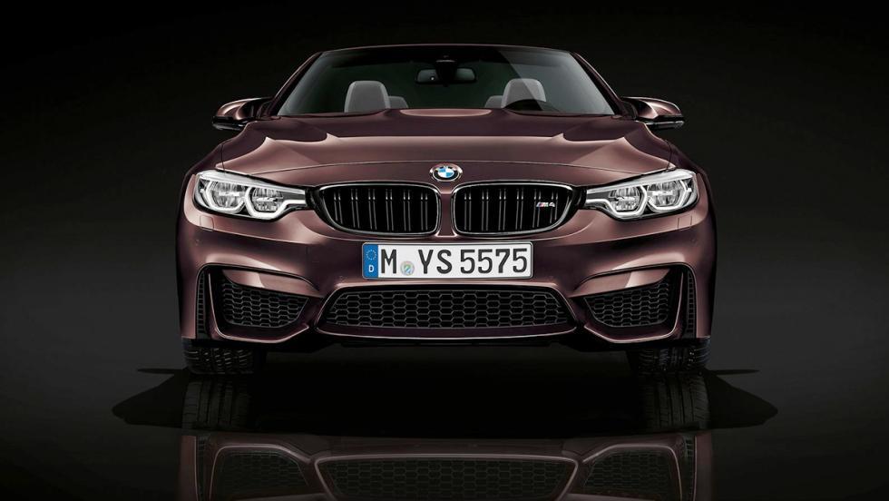 BMW M4 Cabrio 2017