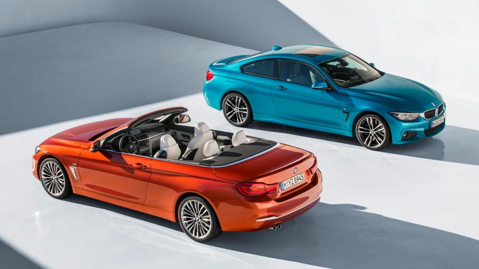 BMW Serie 4 2017 cabrio descapotable