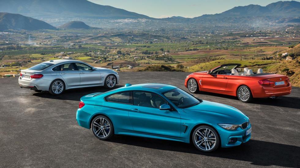 BMW Serie 4 2017 Gran Coupé gama