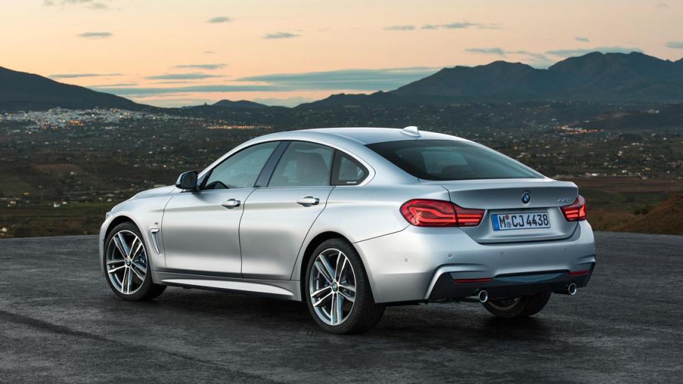 BMW Serie 4 2017 Gran Coupé