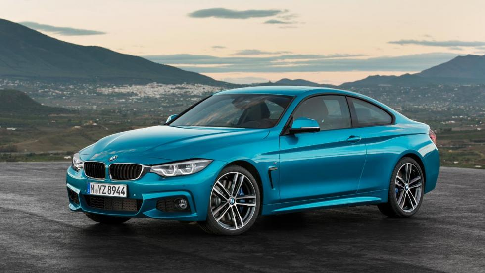 BMW Serie 4 2017 coupe deportivo