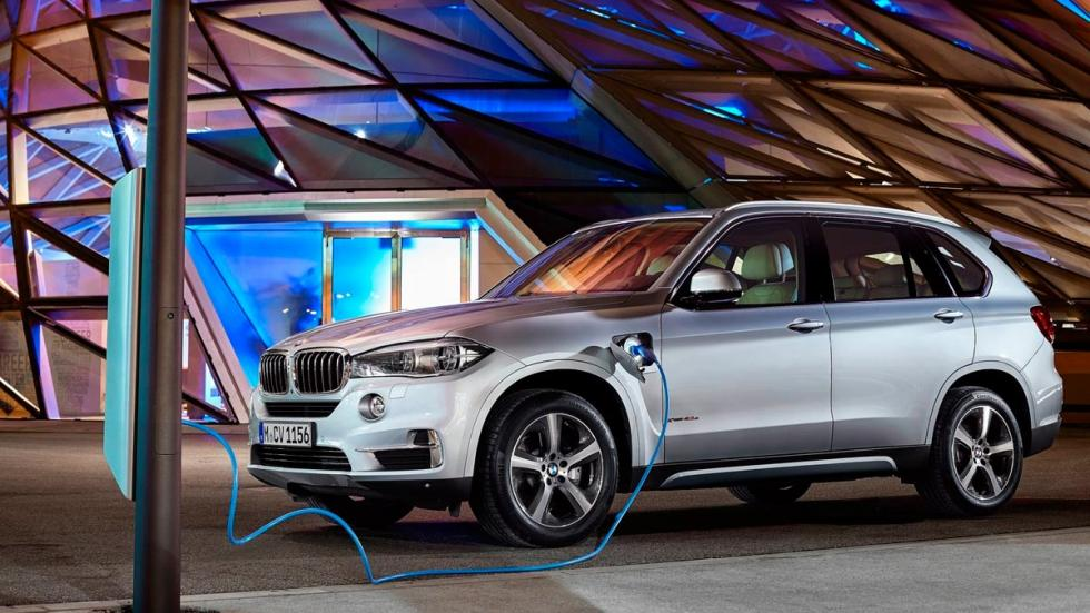 BMW X5 xDrive40e suv hibrido enchufable