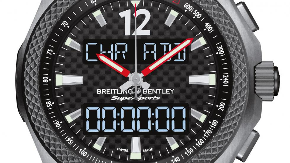 Breitling for Bentley Supersports B55 (IV)