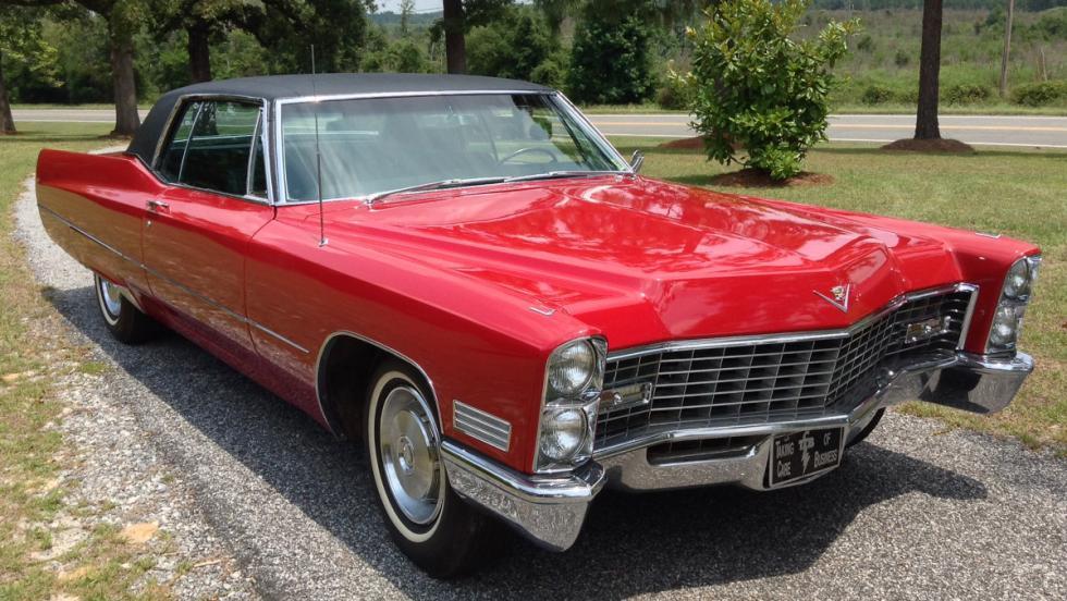 Cadillac Coupé DeVille 1967