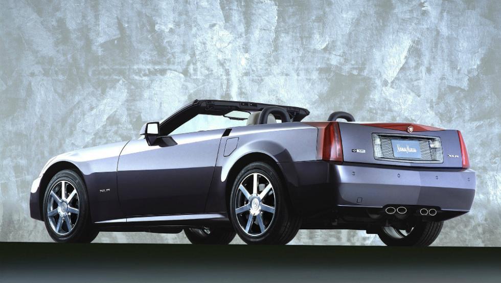 Cadillac XLR Roadster 2004