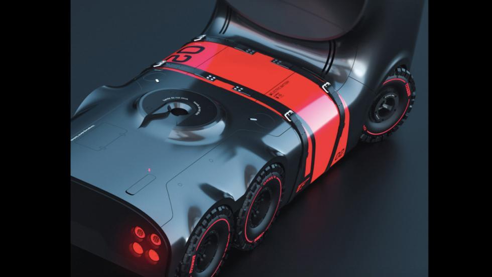 Camión eléctrico Audi (VIII)