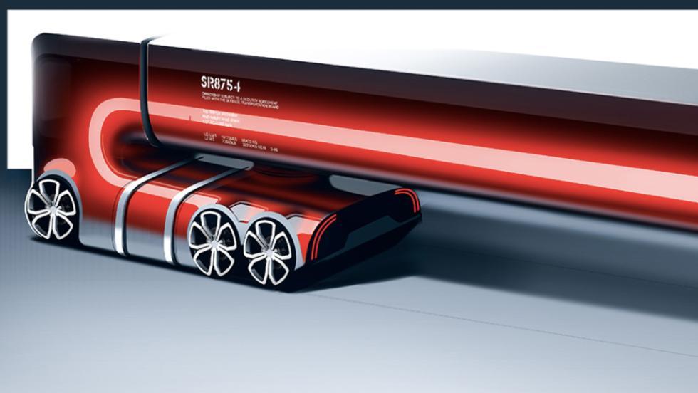 Camión eléctrico Audi (XI)