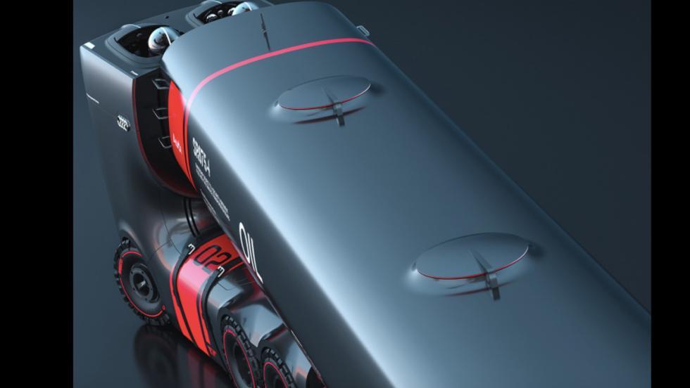 Camión eléctrico Audi (XIV)