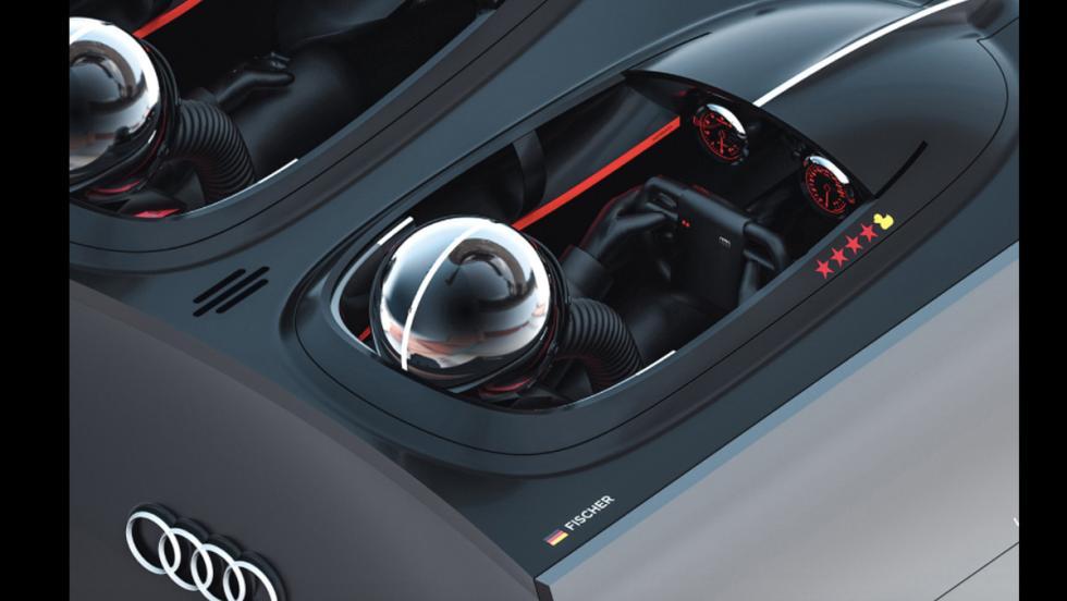 Camión eléctrico Audi (XX)