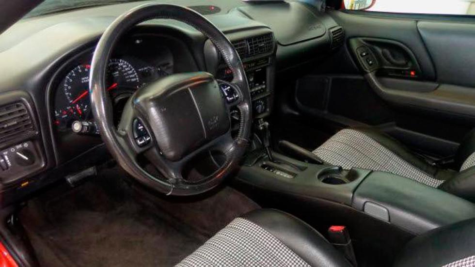 Chevrolet Camaro clásico y moderno modificacion tuning carrocería