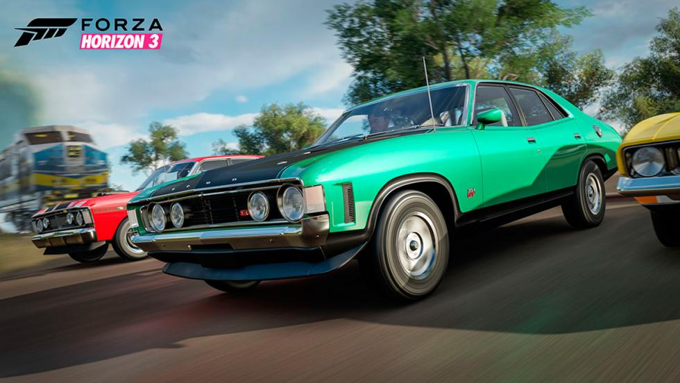 Coches Forza Horizon 3 Rockstar Car Pack (VI)