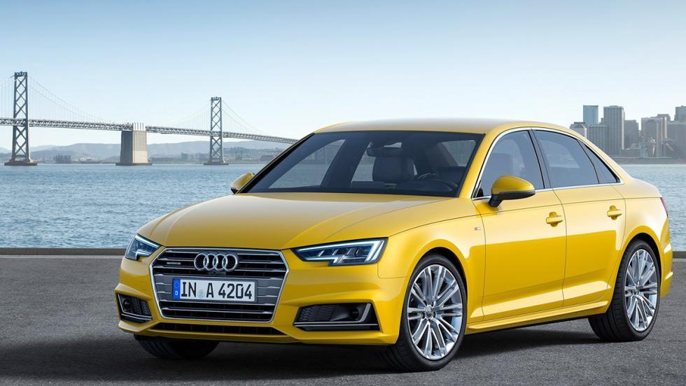 Los coches más robados en España - Audi A4