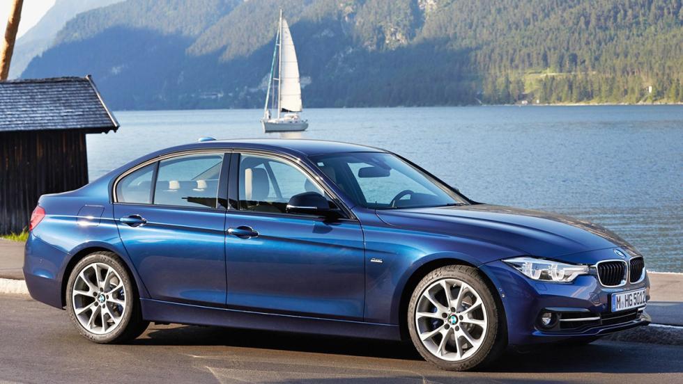 Los coches más robados en España - BMW Serie 3