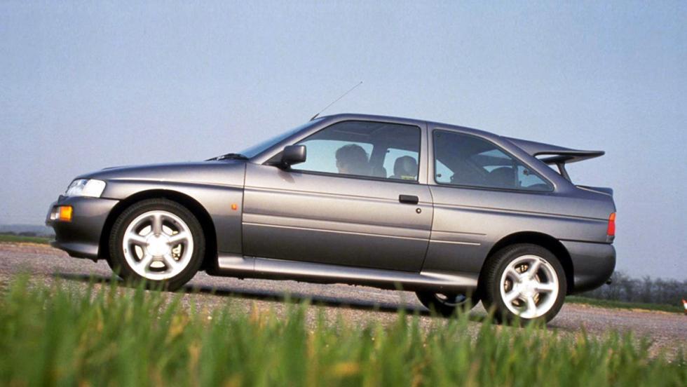 Los coches más robados en España - Ford Escort