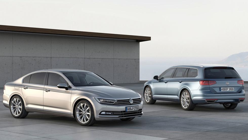 Los coches más robados en España - Volkswagen Passat