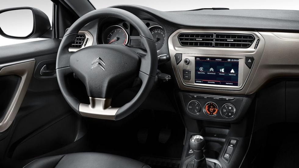 Coches nuevos entre 10000 y 15000 euros: Citroën C-Elysee (II)