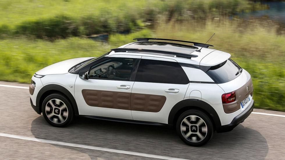 Coches nuevos por 15.000 euros - Citroën C4 Cactus