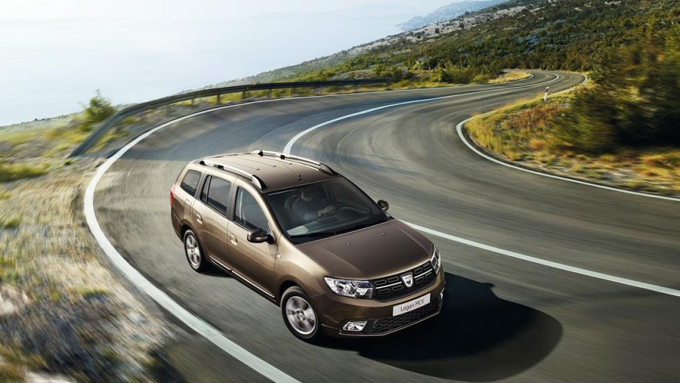 Coches nuevos por 15.000 euros - Dacia Logan MCV
