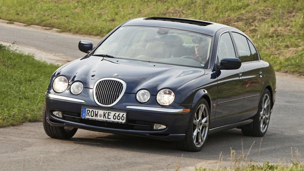 Coches de segunda mano que no debes comprar: Jaguar S-Type (II)