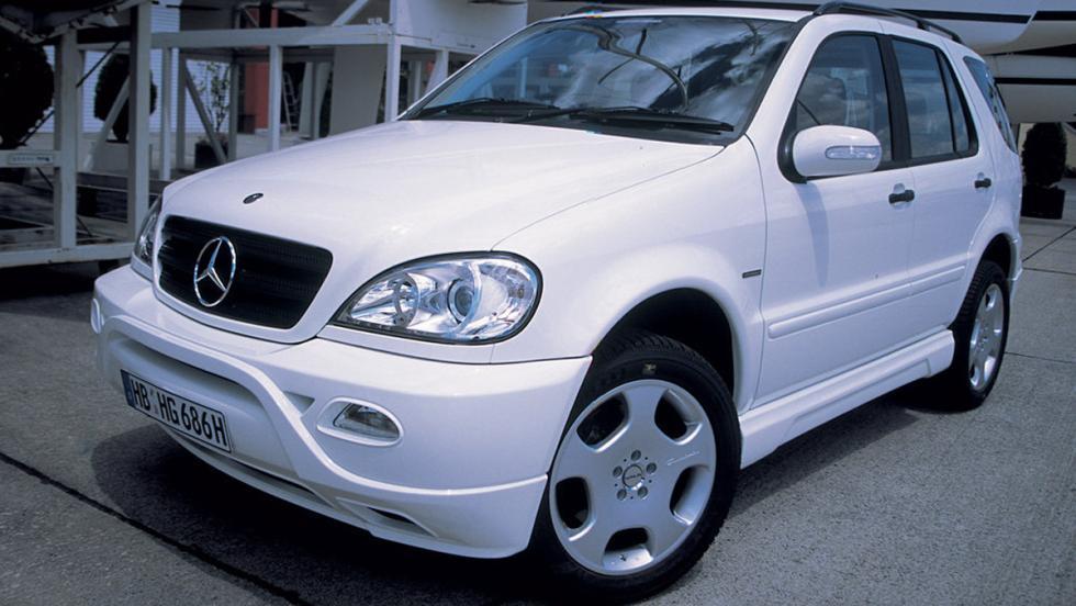 Coches de segunda mano que no debes comprar: Mercedes Clase M (II)