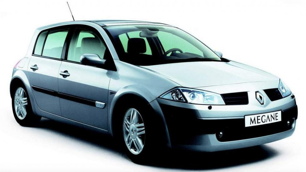 Coches de segunda mano que no debes comprar: Renault Mégane (II)