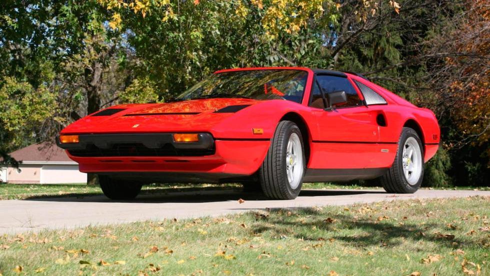 Ferrari 308 GTS Magnum PI deportivo vintage clasico subasta