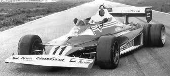 El Ferrari 312 T6, un experimento que se quedó en eso