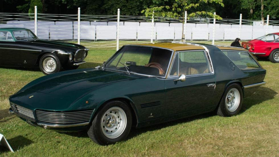 Ferrari 330 GT Shooting Brake