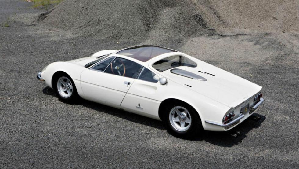 Ferrari 365 P Berlinetta Speciale 'Tre Posti'