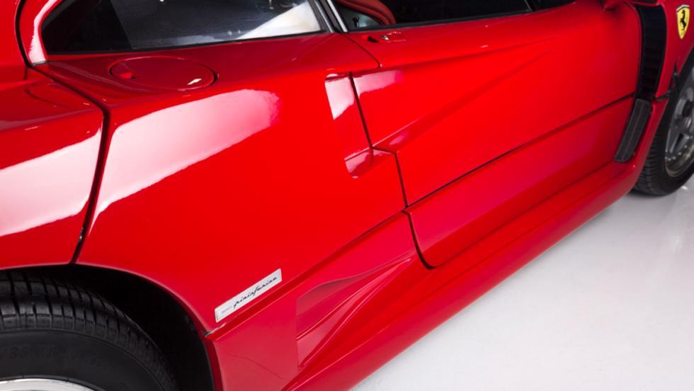 El Ferrari F40 de Eric Clapton