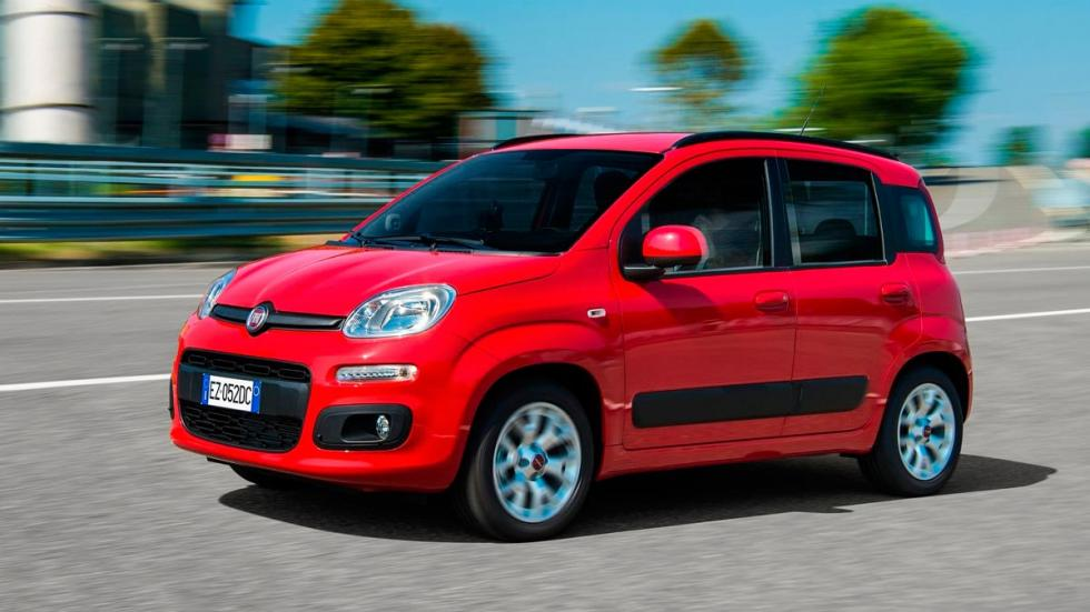 Fiat Panda coche barato asequible
