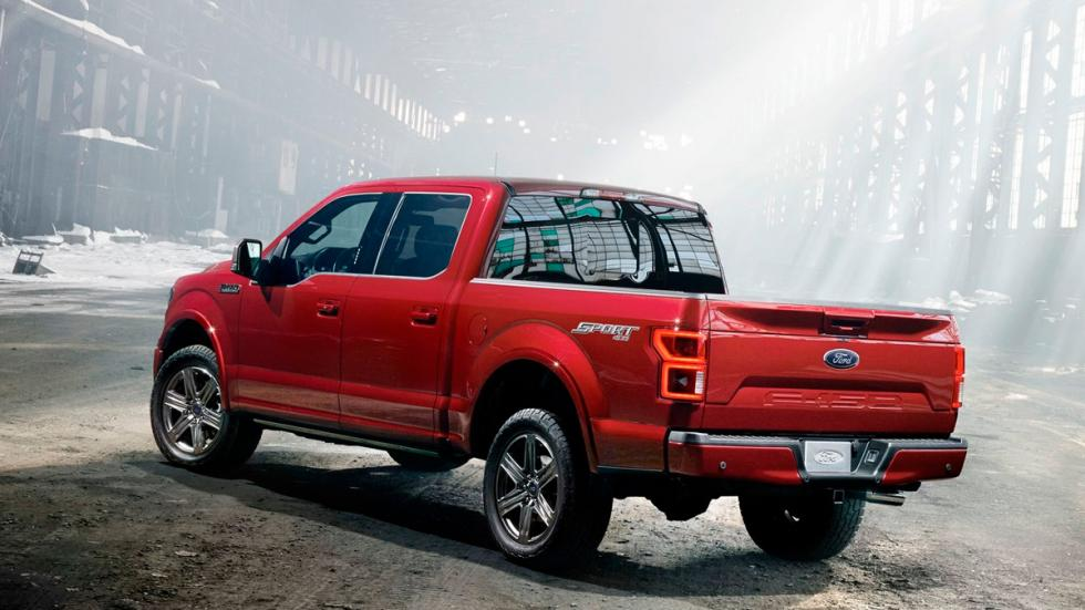 Ford F-150 2017 pick-up eeuu