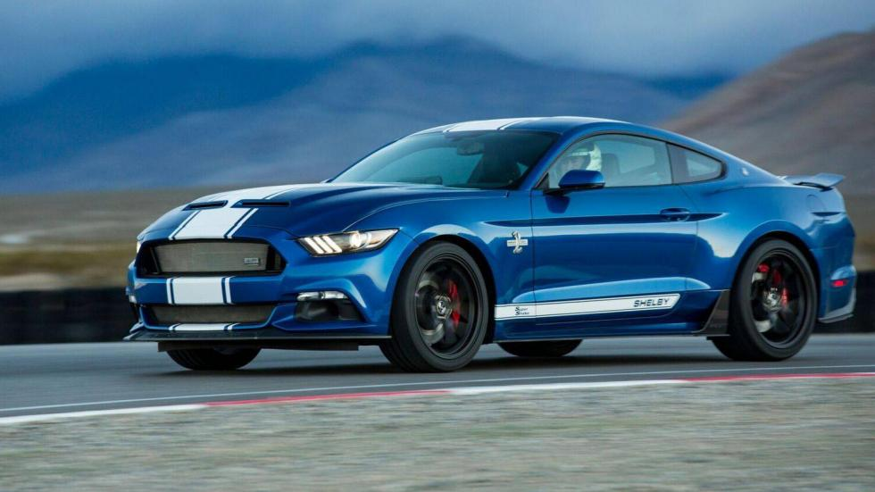 Ford Mustang Shelby Super Snake 50 aniversario