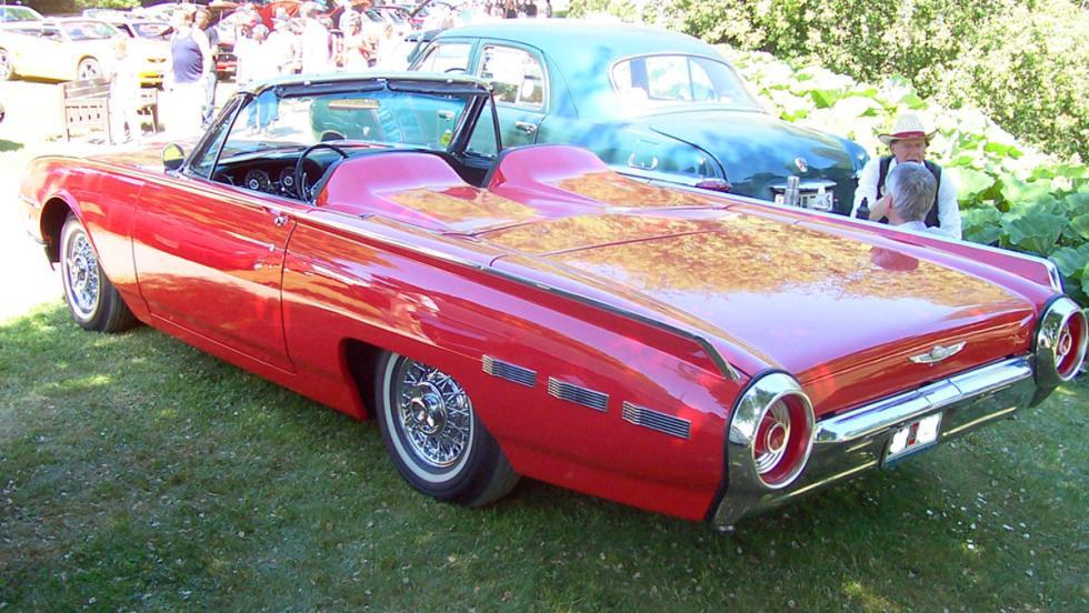 Ford Thunderberd 1962