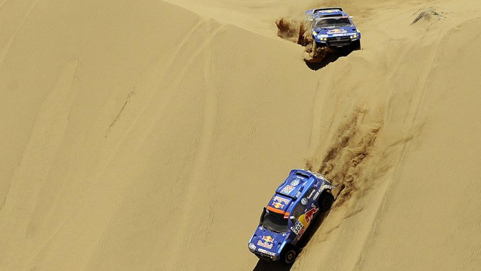 Los grandes duelos del Dakar