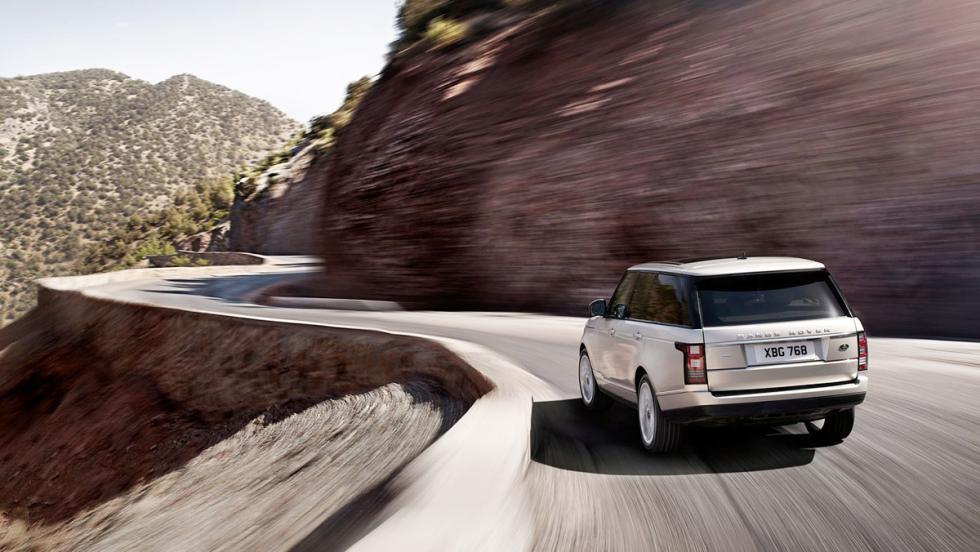 La historia del Range Rover - Cuarta generación - 2012
