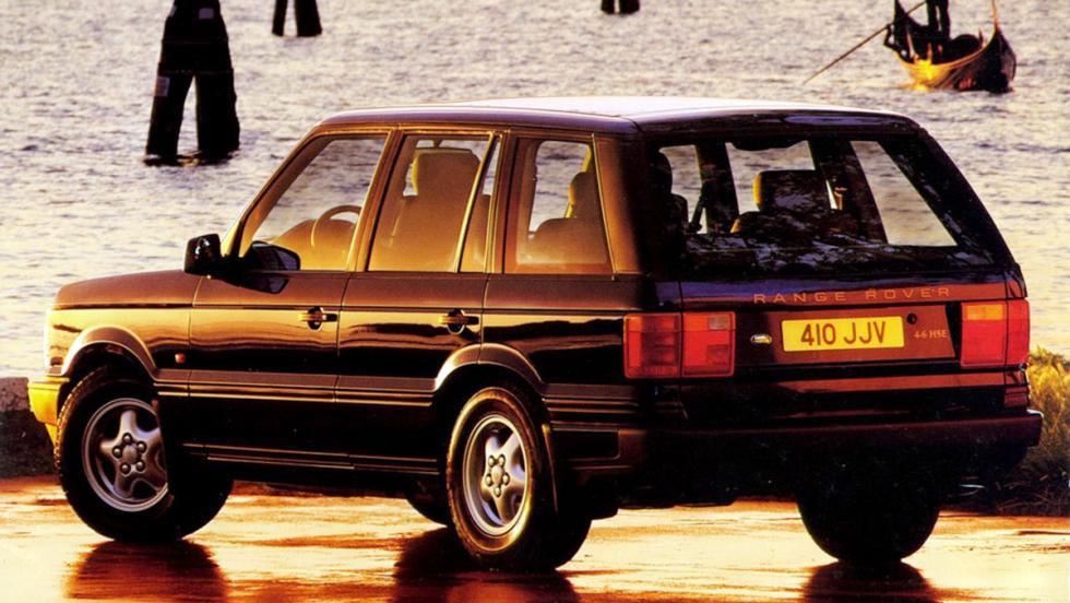 La historia del Range Rover - Segunda generación - 1994