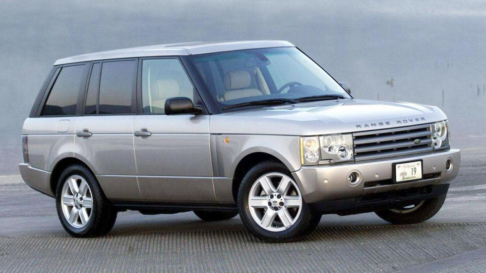 La historia del Range Rover - Tercera generación - 2001
