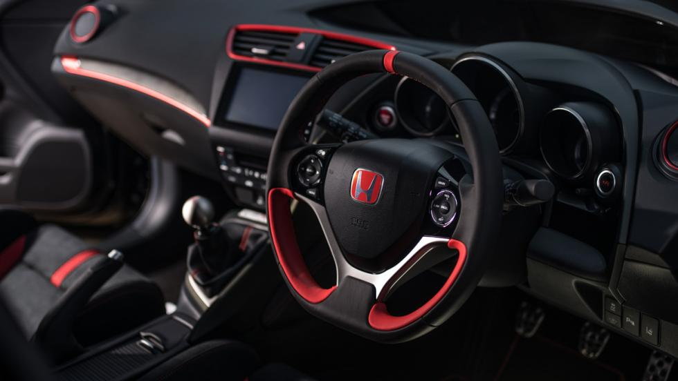 Honda Civic Type R Black Edition (V)