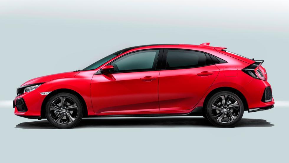Honda Civic Type R Prototype (X)