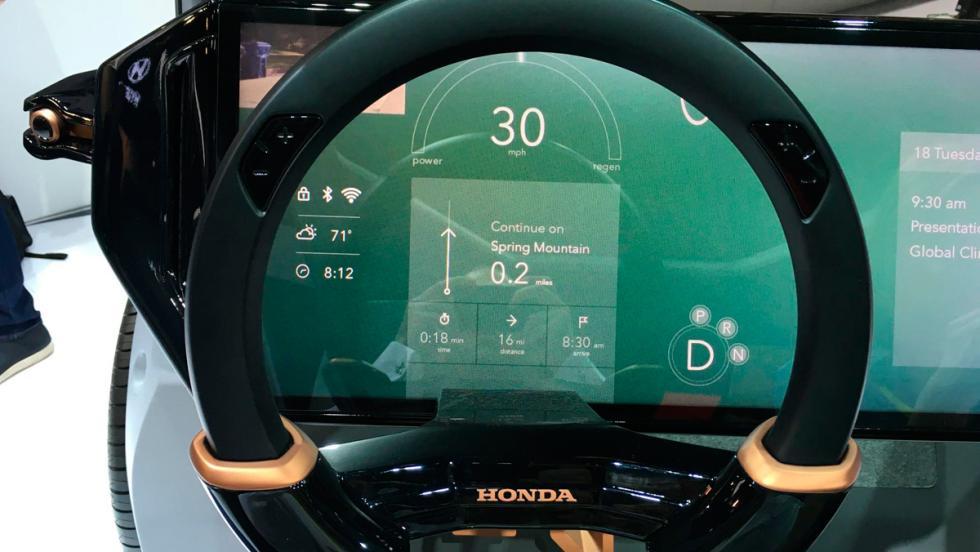 Honda Neuv volante
